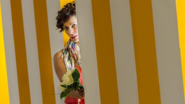 Elisa, Portrait & Lignes