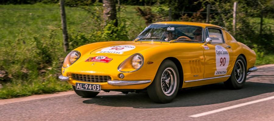 Ferrari Tour Auto Historique 2015 - Auteur : Daniel ORTS
