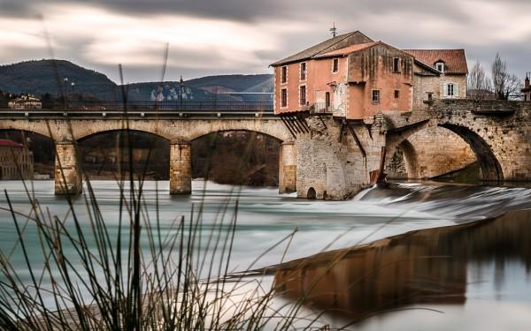Le Vieux Moulin - Cédric Tétart