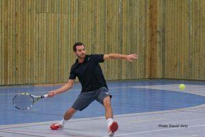 Reportage Photo Tennis Club Sévérac