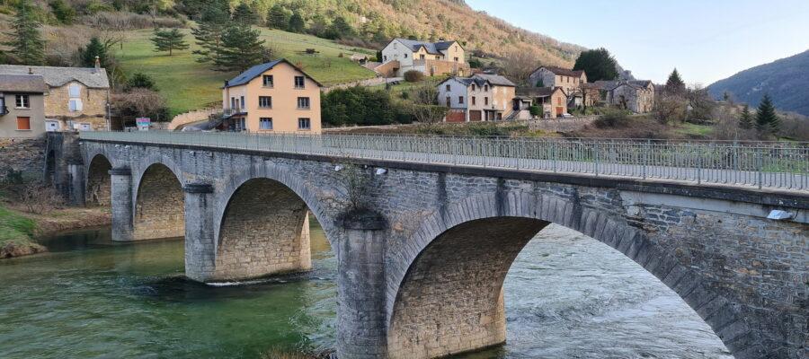 Le pont des Vignes
